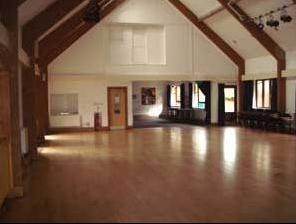 Sarratt Village Hall - Fusion Sundays venue